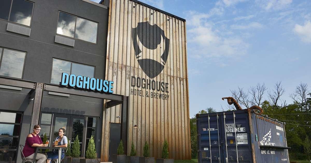Inside BrewDog's Crazy-Immersive New Craft Beer Hotel