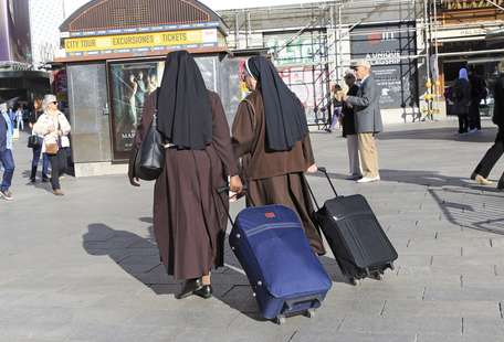 These 2 Nuns Allegedly Stole $500K to Go Gambling in Vegas