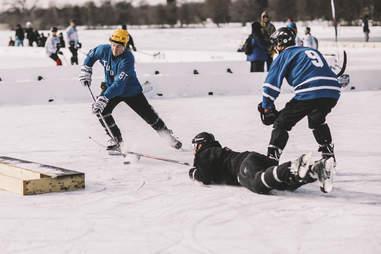 U.S. Pond Hockey