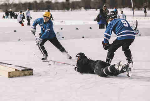 U.S. Pond Hockey