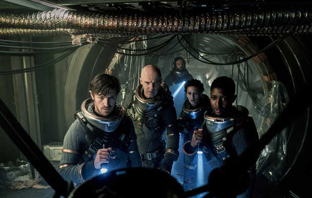 How 'Nightflyers' Adapted One of George R. R. Martin's Most Challenging Books for TV