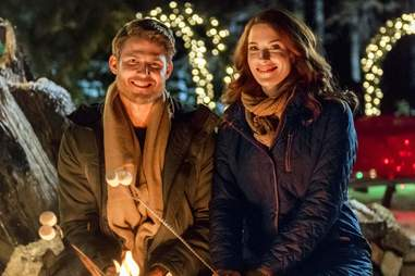 christmas getaway hallmark channel