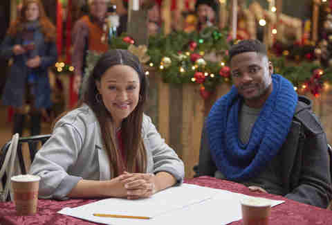 a gingerbread romance hallmark channel