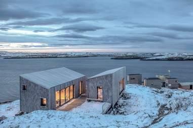 The Arctic Hideaway