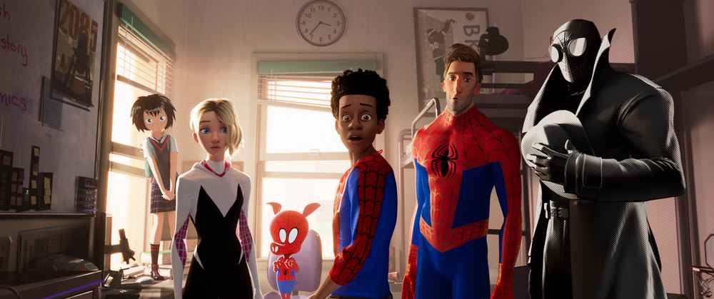 Spider-Man: Into the Spider-Verse Ending & Post Credits