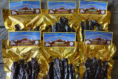 Mountain America Jerky