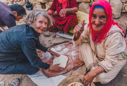 Morocco women's expeditions