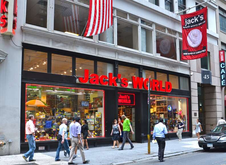 jack's 99 cent store nyc