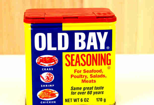 Old Bay Is Pretty Pissed About 'New Bae'