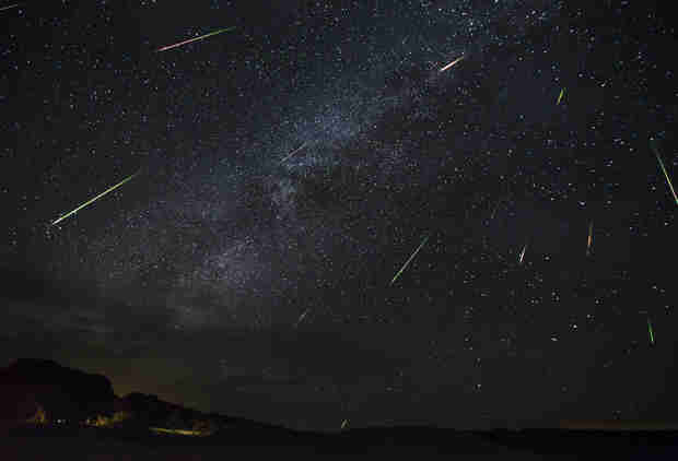 The Most Active Meteor Shower of the Year Peaks Tonight. Here's How to See It.