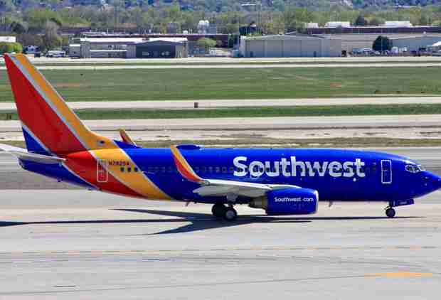 Southwest Flight Forced to Turn Around After Human Heart Is Discovered on Board