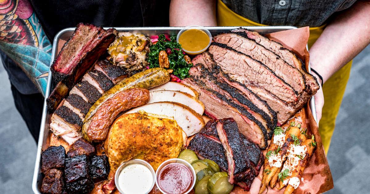 Here Are Houston's Best Restaurants of 2018