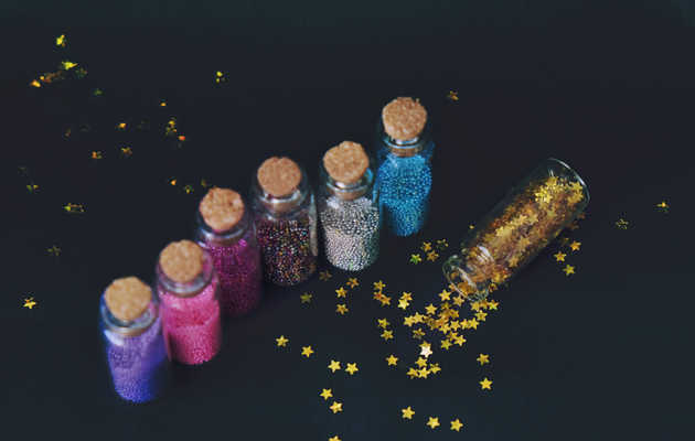 You Should Really Stop Eating Glitter, the FDA Warns