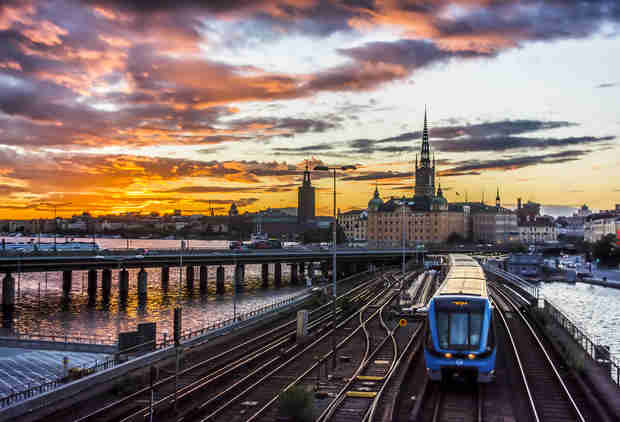 Epic Train Trips Across Europe Are on Sale Right Now