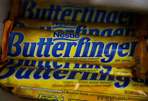 Butterfinger Is Changing Its Recipe for the First Time in More Than a Decade