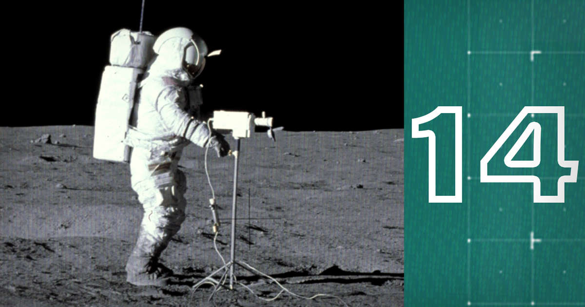 What Science Was Actually Done on the Moon?   Apollo - Seeker