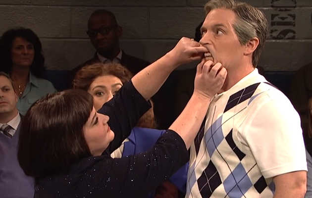 'SNL's Westminster Daddy Show Stages Hilarious Competition for Best Daddy