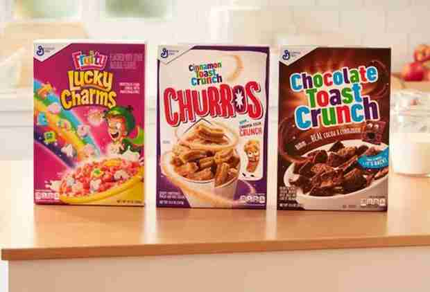Cinnamon Toast Crunch Churro Cereal Is Real and Arriving in Stores Now