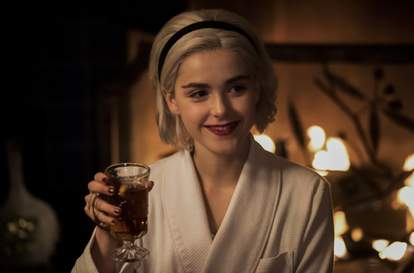 chilling adventures of a sabrina midwinters tale