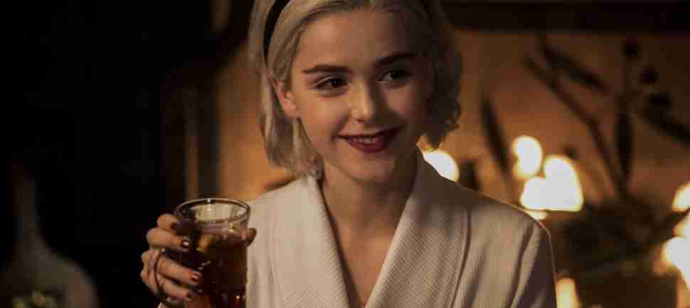 What the 'Chilling Adventures of Sabrina' Holiday Episode Means for Season 2
