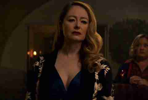 chilling adventures of sabrina aunt zelda