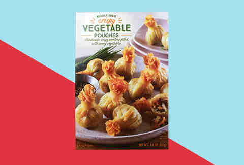 Crispy Vegetable Pouches Trader Joes