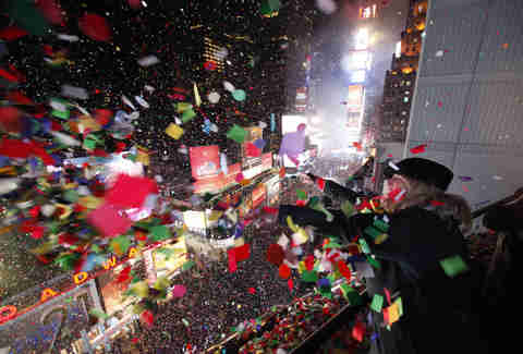 Times Square New Years Eve Guide 2018: How to Ring in 2019 ...