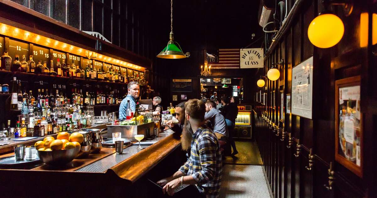 Best Bars in NYC Right Now: Top Places to Drink in New ...