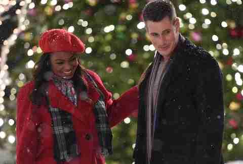 Andrew Walker Snowed Inn Christmas.Best Lifetime Christmas Movies Of All Time Ranked Thrillist