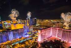 The Best New Year's Eve Parties in Las Vegas