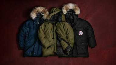 Canada Goose jackets