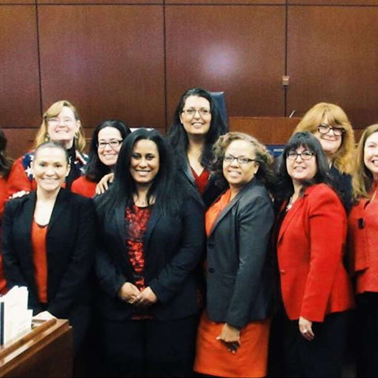 nevada becomes first us state with a female majority legislature