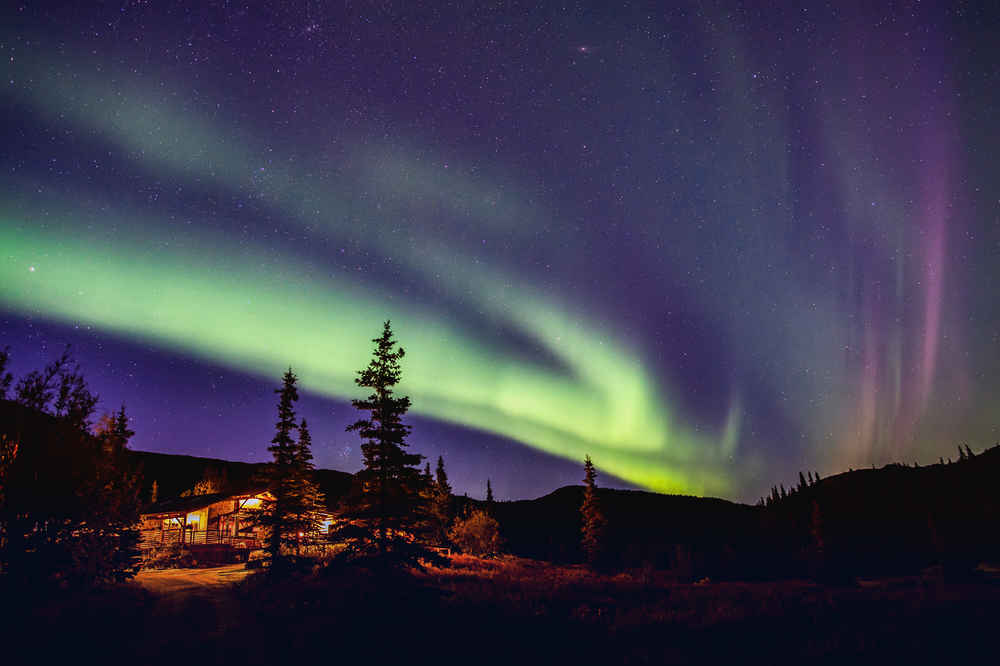 This Scenic Train Takes You on a Week-Long Adventure Under the Northern Lights