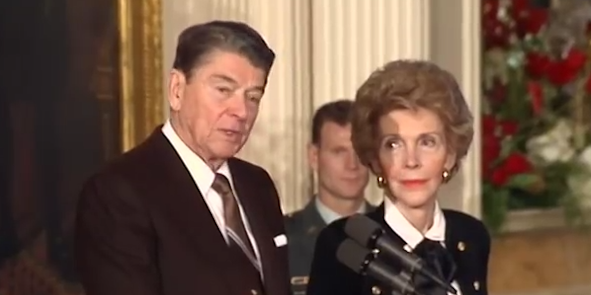 <b>Ronald Reagan's Final Speech as President Was a Love Letter to Immigrants</b>