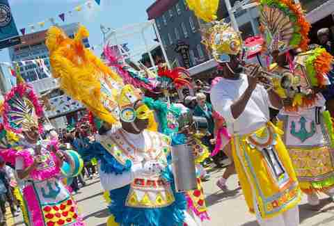 Bahamas Junkanoo Legends