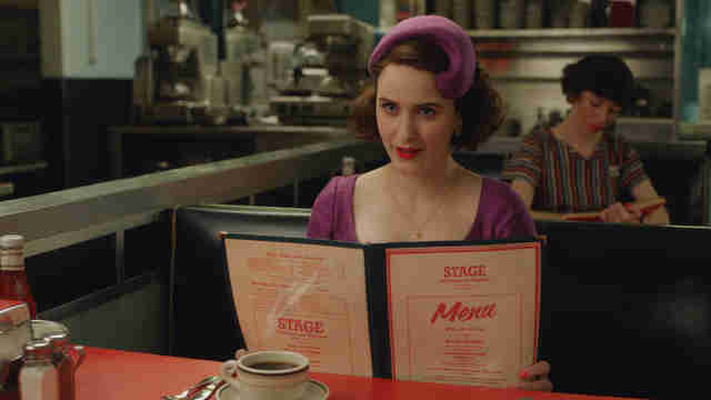 mrs. maisel amazon
