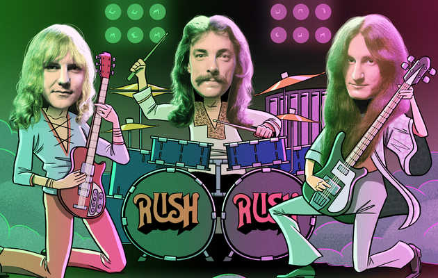 All 180 Rush Songs, Ranked
