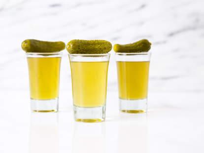 pickle juice