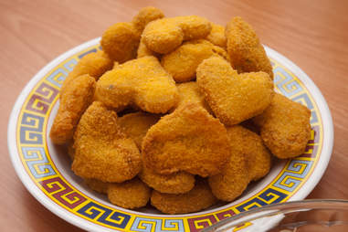 heart nuggets