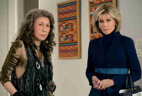grace and frankie season 5