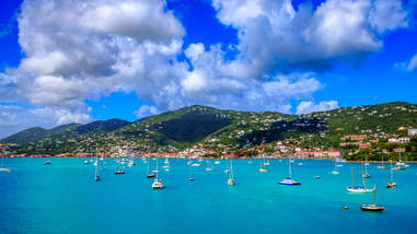 st thomas virgin islands bay