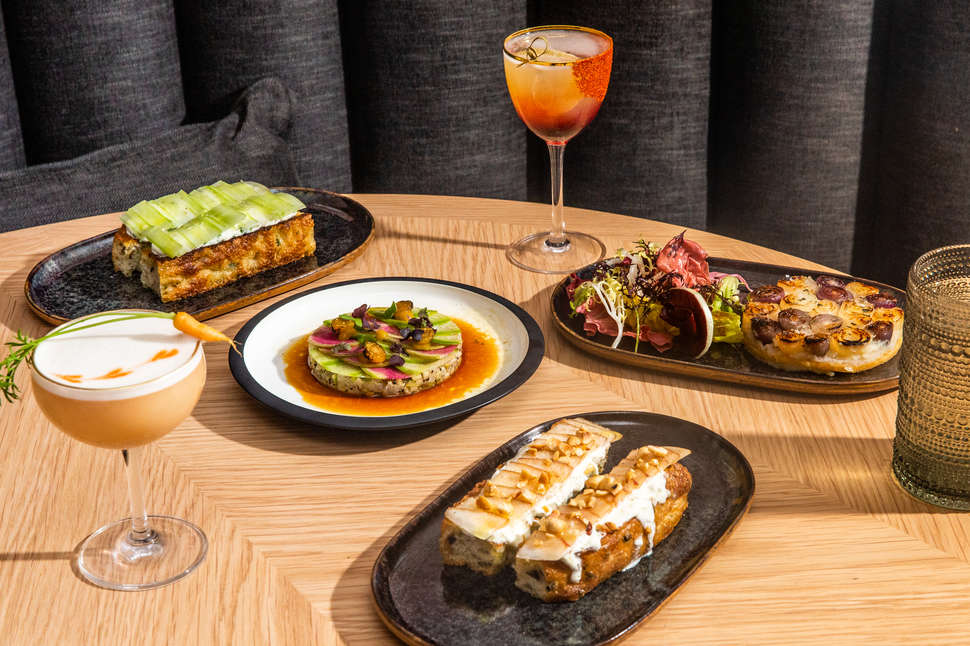 Best Restaurants In Nyc Coolest Hottest Newest Places To Eat
