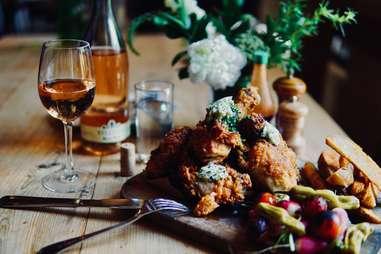 freemans fried chicken