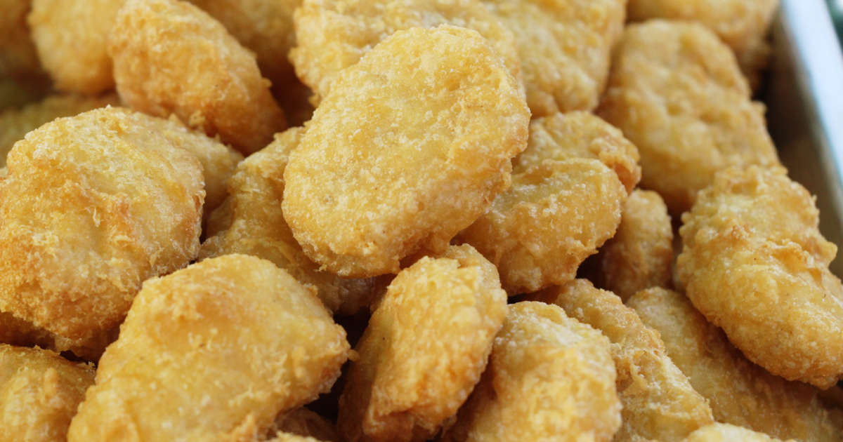 Chicken Nuggets Spill On Highway Authorities Warn Against Eating