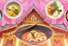 For the Best Thai Food, Head to Your Local Wat