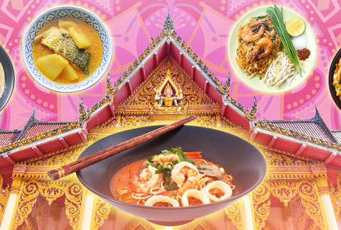 Why Thai Temples Have the Best Thai Food in America - Thrillist