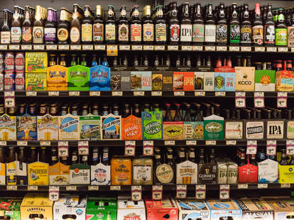 beer governement shutdown