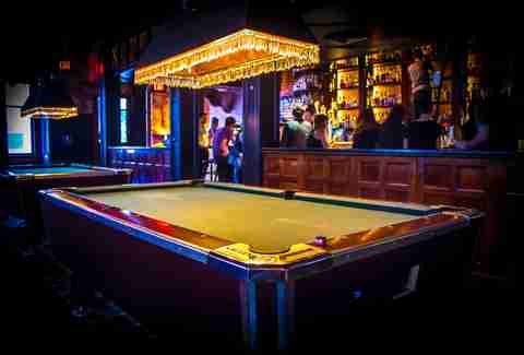 seven grand pool table dtla