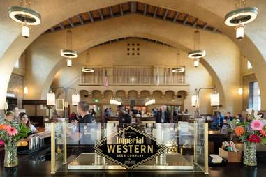 Imperial Western Beer Company