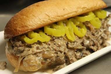 TJ's Sandwich Shop